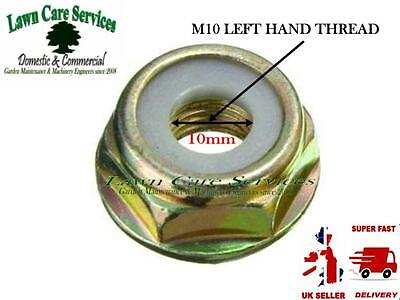 Brand New Blade Nut For Various Strimmer Brush Cutter Trimmer M10 X 1.25 Lh
