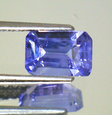 Brillante Tanzanite  Naturale  Block D Ct. 0,50  Vs1