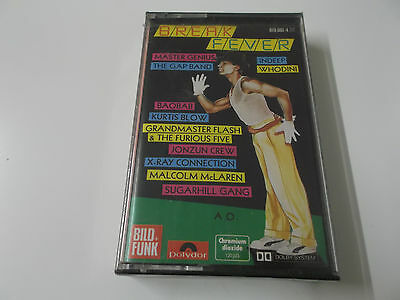 Break Fever - Polydor Musikkassette (Audio Tape) - Neu - Gap Band Indeep Baobab