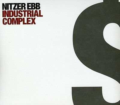 Nitzer Ebb - Industrial Complex [New CD]