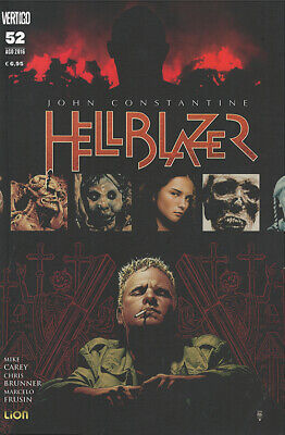 John Constantine. Hellblazer. Vol. 52 - Carey Mike, Br...