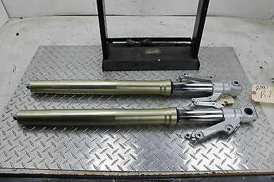 99-01 Yamaha R1 Front Forks Pair Straight