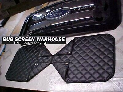 Quilted Winter Front 2011 - 2016 Ford Super Duty F250 F350 F450 F550 WinterFront