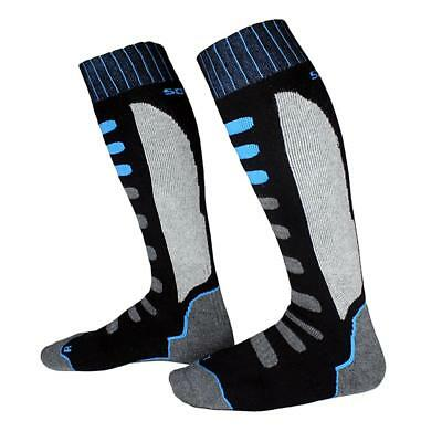 Thermal Padded Cushion Long Socks For Skiing Snowboarding Winter Snow Sports