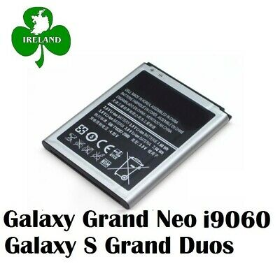 For Samsung Galaxy Grand Neo i9060 i9082 Genuine Battery Replacement New 2100mAh