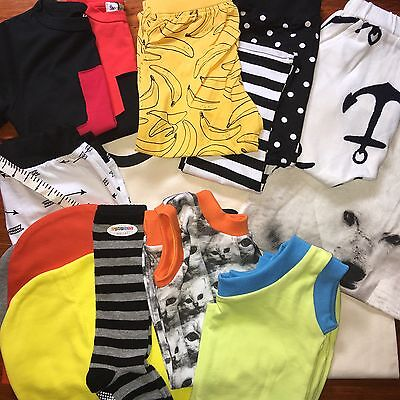 CLEARANCE Bulk Lot - Child Toddler Clothing - Size 2 - All Items Brand New