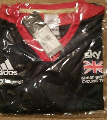 Great Britain / Sky Cycling T - Shirt - Rider Issue
