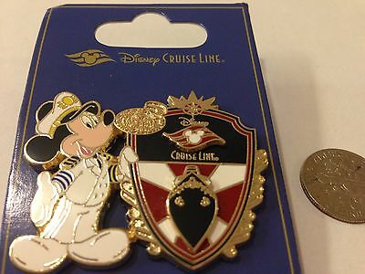 Disney Cruise Line Pin Captain Mickey DCL DVC