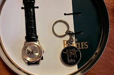 Beatles Gold Fossil Watch New Limited Edition 1 of 5,000 made Worldwide
