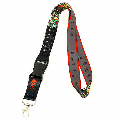 SULLEN CLOTHING Artistic Dream Lanyard ID Holder Tattoo Apparel Authentic NEW