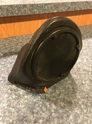 2007-2013 Harley Davidson Touring Ultra Oem Right Side Tour Pack Pak Speaker