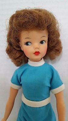 Vintage 1960's Ideal TAMMY DOLL Brunette with extras