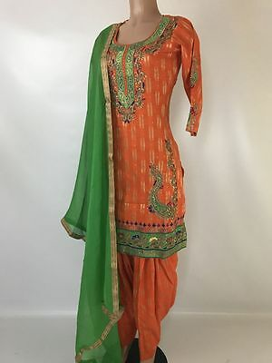 $50 wholesale deals Heavy handwork Wedding/Sangeet  Punjabi Patiala Suit 38-44