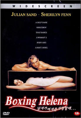 Boxing Helena (1993) (DVD,All,Sealed,New) Julian Sands, Sherilyn Fenn
