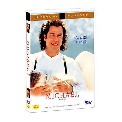 Michael (1996) (DVD,All,Sealed,New) John Travolta, Andie MacDowell