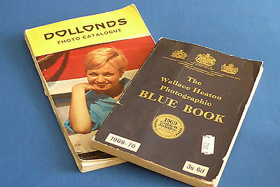 Wallace Heaton Blue Book and Dollands Price catalogue     (j)