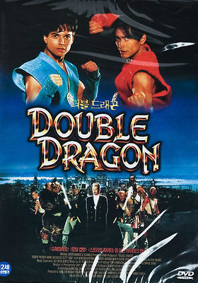 Double Dragon (1993) (DVD,All,Sealed,New) Robert Patrick, Mark Dacascos