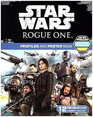 Star Wars: Rogue One Profiles and Poster Book       9781405285025