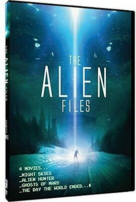 Alien Files: 4 Out-Of-This-World Movies (2016, REGION 1 DVD New)