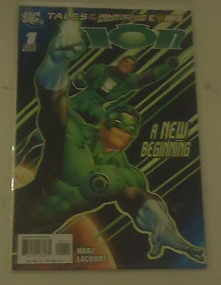 Tales of the Sinestro Corps Ion #1 Ron Marz DC Comics Green Lantern
