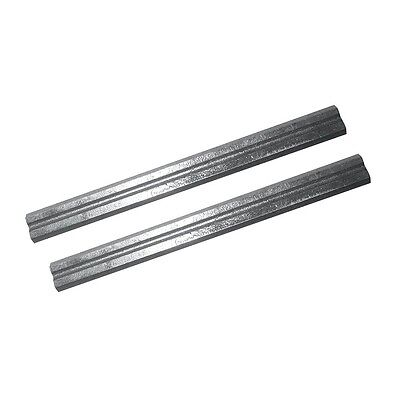 60mm Pack Of 2 Palm Planer Blades - Triton 223918 For Tcmpltcmplb60 Planner