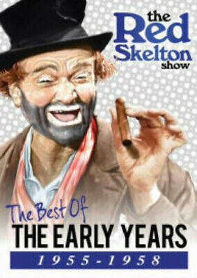 Red Skelton Show: Best Of Early Years (1955-1958) - 2 DISC SET (2016, DVD NEW)