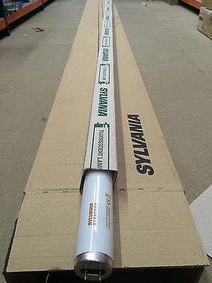 25 x Sylvania T12 8' 100w Fluorescent Tubes in Cool White (8ft / 2400mm)
