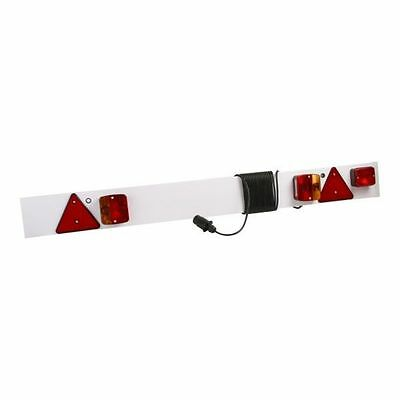Trailer Lighting Board 4ft With 4m Cable Lights Fog Light 4 FOOT