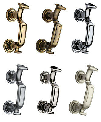 Doctor Door Knocker - Various Finishes Available