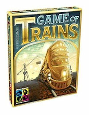 Game of Trains - Brand new!