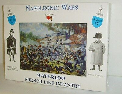 A Call to Arms 17 - French Line Infantry Waterloo - (1/32) Plastic/Wargaming