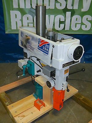 """Clausing 20"""" Variable Speed Drill Press Head & Column 3MT Spindle 115v 2282-300"""