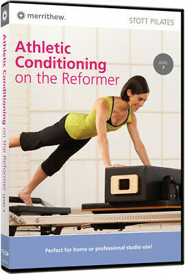 Stott Pilates: Athletic Conditioning on the Reformer - Level 3 (2012, DVD NEW)