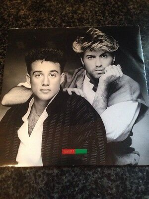 "WHAM! / GEORGE MICHAEL - Last Christmas - 1985 7""Vinyl Single Epic Wham1"