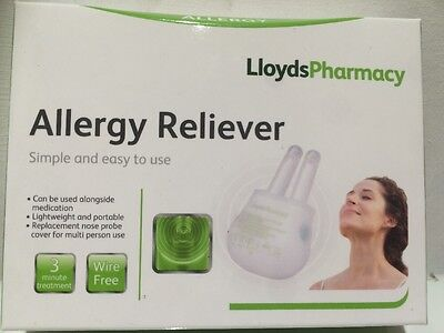 LLOYDS PHARMACY Allergy Reliever Simple And Easy To Use New