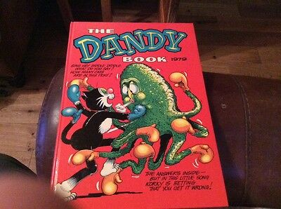 The Dandy Book 1979 Vintage Annual