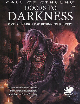 Call of Cthulhu: Doors to Darkness (Hardcover) CHA 23148