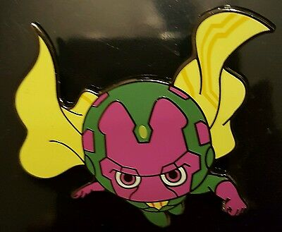 Nycc 2016 Marvel Exclusive Vision Pin