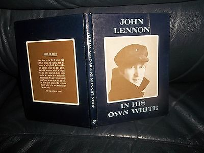 THE BEATLES JOHN LENNON 'S 1st BOOK IN HIS OWN WRITE DECEMBER 1964 ISSUE AWESOME
