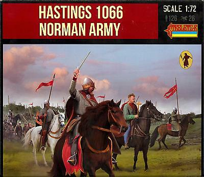 Strelets Models 1/72 HASTINGS 1066 NORMAN ARMY Figure Set