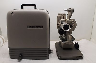 Vintage Bell & Howell 16 MM Model 173 Film Projector~Great Performing~Well Kept!