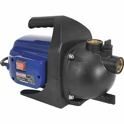 Sealey Surface Mounted Water Pump 42 Metre Lift 3600 l/hr 900w 240v