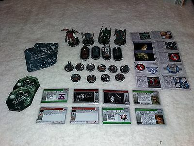 Mechwarrior Age Of Destruction (assorted Tanks, Mechs and Troops)