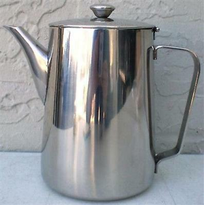 Heritage 70 oz Coffee Server w/ Spout 18/10 SS 935 New Stainless Steel