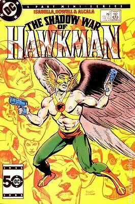 Shadow War of Hawkman (1985) #2 FN