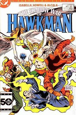 Shadow War of Hawkman (1985) #4 FN