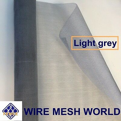 1.2m x 10m Fiberglass Insect Fly wire Fly Window Screen Net Mesh Flyscreen
