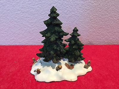 Dept 56 DOUBLE PINE TREES Heritage Village w/ Box WILL COMBINE SHIP