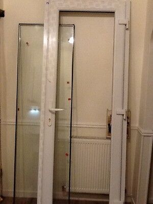 Brand new double glazed door