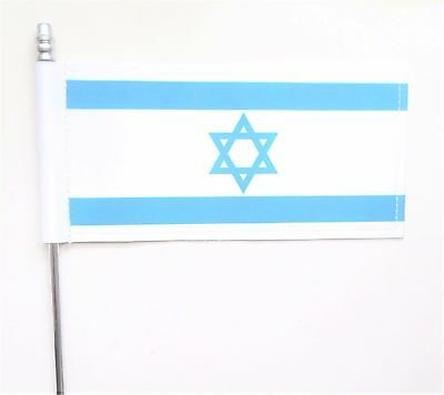 Israel Ultimate Table Flag